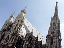 Stephansdom/Wien